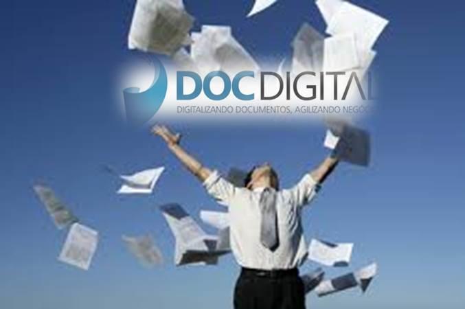 Digitalização de Documentos – Responsabilidade
