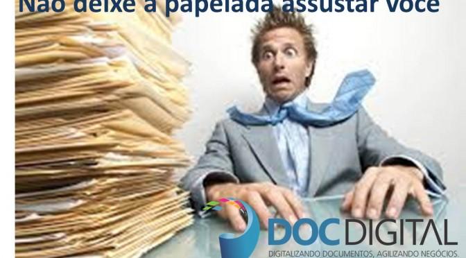 Digitalização de Processos Advocatícios